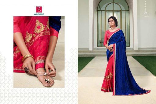 Ranjna Weekend Saree Sari Wholesale Catalog 6 Pcs 4 510x340 - Ranjna Weekend Saree Sari Wholesale Catalog 6 Pcs