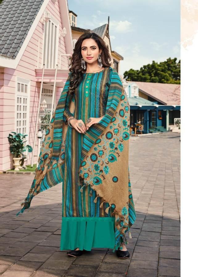 Roli Moli Minar Pashmina Salwar Suit Wholesale Catalog 8 Pcs 5 - Roli Moli Minar Pashmina Salwar Suit Wholesale Catalog 8 Pcs