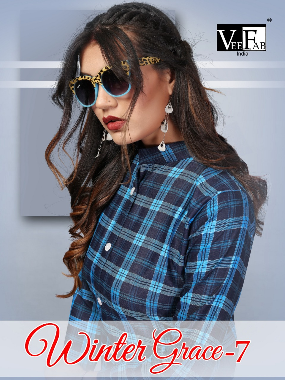 Vee Fab Winter Grace Vol 7 Kurti Wholesale Catalog 6 Pcs 1 - Vee Fab Winter Grace Vol 7 Kurti Wholesale Catalog 6 Pcs