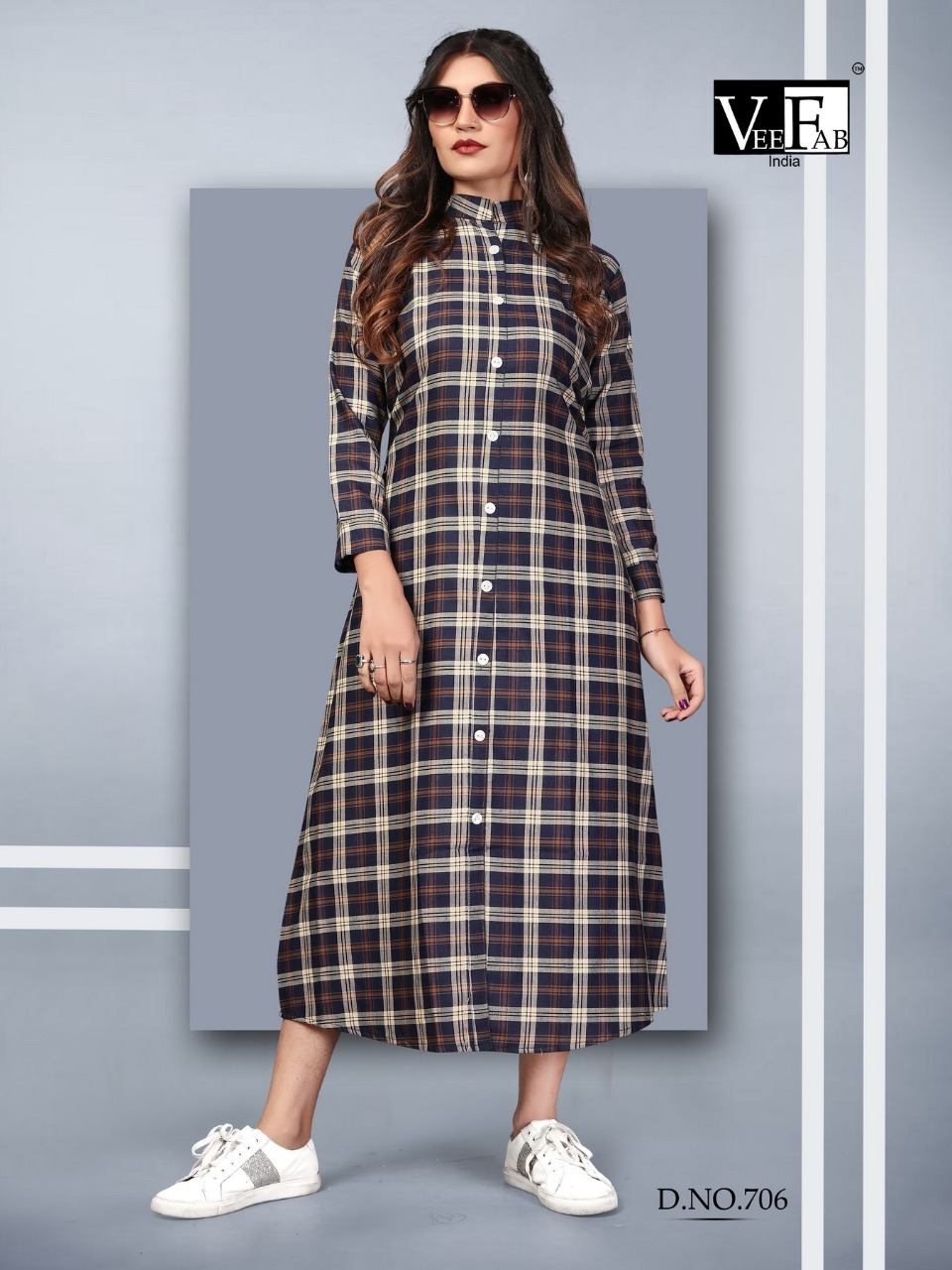 Vee Fab Winter Grace Vol 7 Kurti Wholesale Catalog 6 Pcs 10 - Vee Fab Winter Grace Vol 7 Kurti Wholesale Catalog 6 Pcs