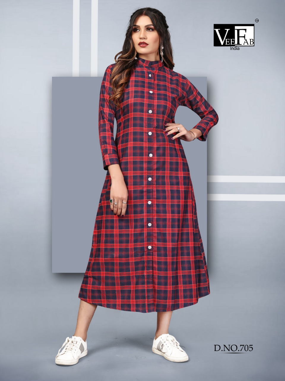 Vee Fab Winter Grace Vol 7 Kurti Wholesale Catalog 6 Pcs 4 - Vee Fab Winter Grace Vol 7 Kurti Wholesale Catalog 6 Pcs
