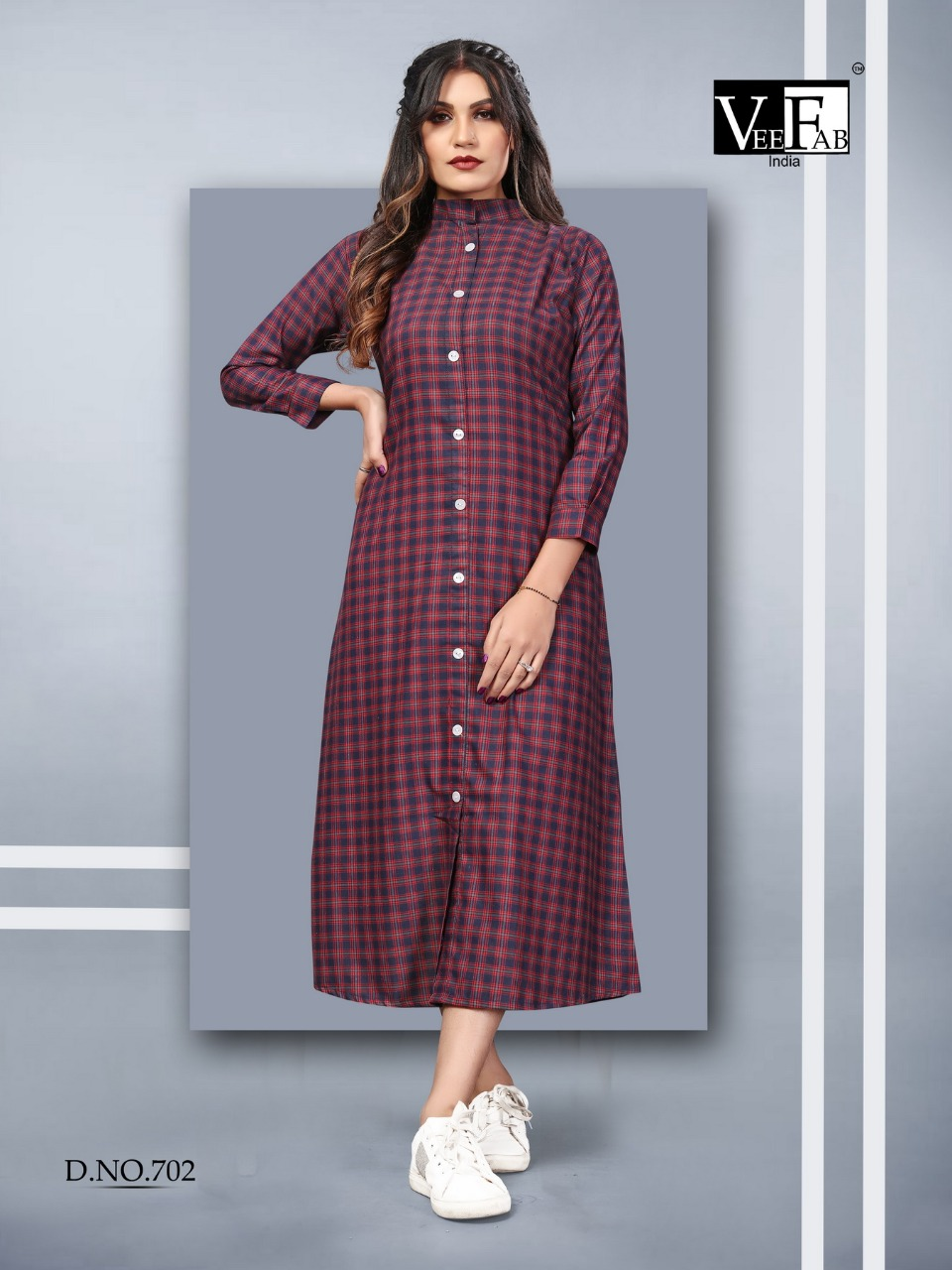 Vee Fab Winter Grace Vol 7 Kurti Wholesale Catalog 6 Pcs 5 - Vee Fab Winter Grace Vol 7 Kurti Wholesale Catalog 6 Pcs