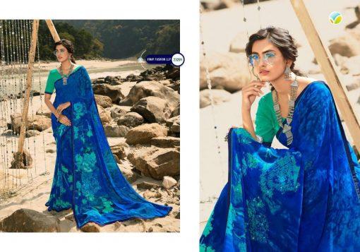 Vinay Sheesha Starwalk Vol 60 Digital Saree Sari Wholesale Catalog 11 Pcs 4 510x357 - Vinay Sheesha Starwalk Vol 60 Digital Saree Sari Wholesale Catalog 11 Pcs