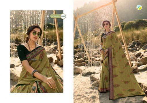 Vinay Sheesha Starwalk Vol 60 Digital Saree Sari Wholesale Catalog 11 Pcs 5 510x357 - Vinay Sheesha Starwalk Vol 60 Digital Saree Sari Wholesale Catalog 11 Pcs
