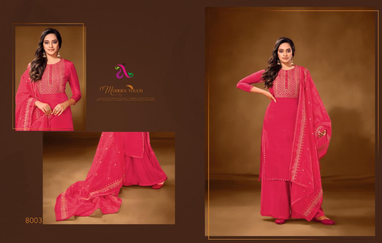 Angroop Next Erika Salwar Suit Wholesale Cataloge 8 Pcs 5 - Angroop Next  Erika Salwar Suit Wholesale Catalog 8 Pcs