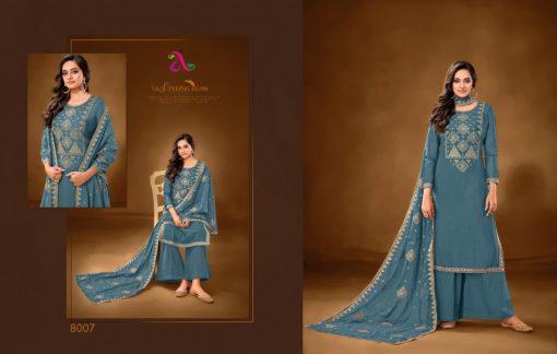Angroop Next Erika Salwar Suit Wholesale Cataloge 8 Pcs 8 510x324 - Angroop Next  Erika Salwar Suit Wholesale Catalog 8 Pcs