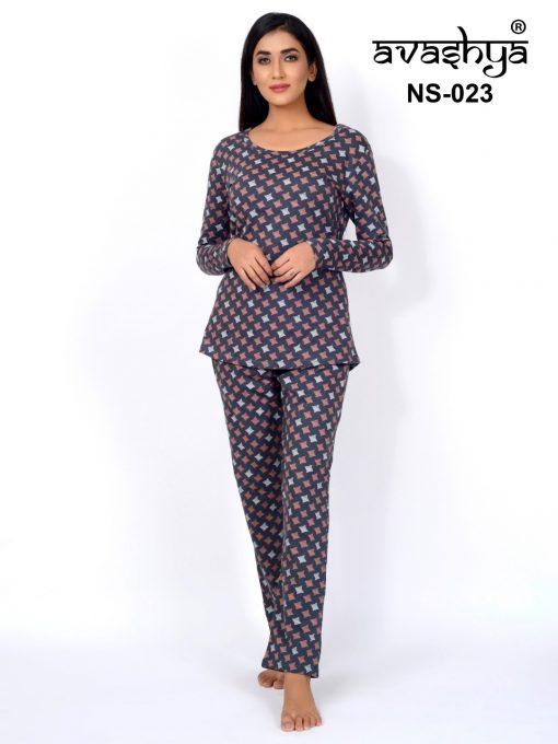 Avashya Premium Night Wear Vol 3 Wholesale Catalog 6 Pcs 1 510x680 - Avashya Premium Night Wear Vol 3 Wholesale Catalog 6 Pcs
