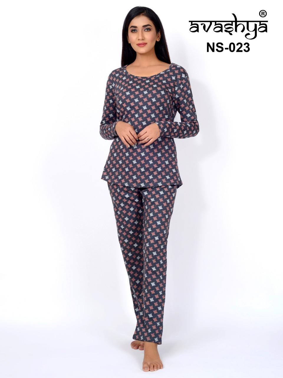 Avashya Premium Night Wear Vol 3 Wholesale Catalog 6 Pcs 1 - Avashya Premium Night Wear Vol 3 Wholesale Catalog 6 Pcs