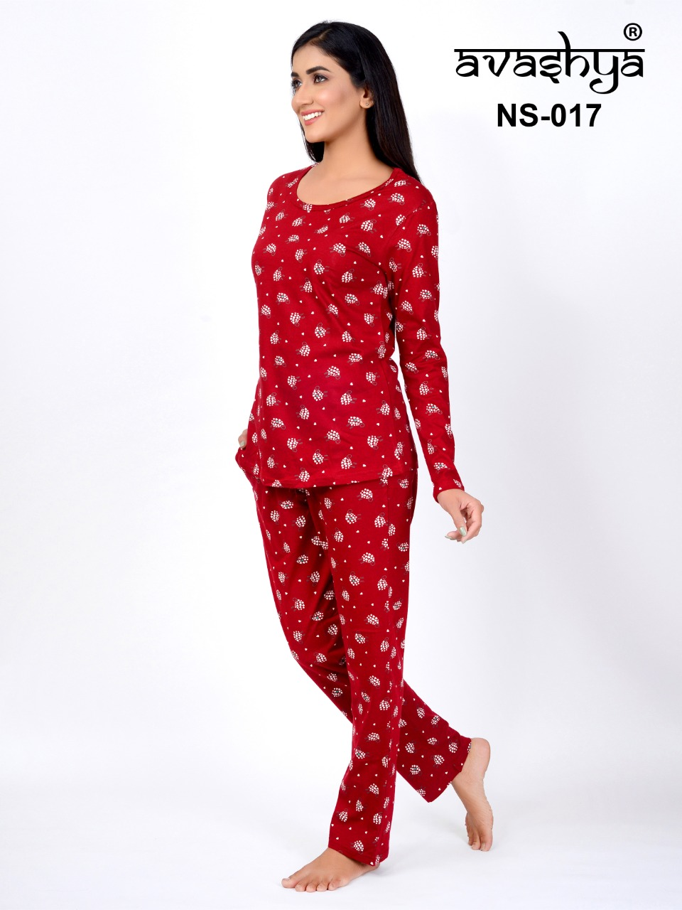 Avashya Premium Night Wear Vol 3 Wholesale Catalog 6 Pcs 3 1 - Avashya Premium Night Wear Vol 3 Wholesale Catalog 6 Pcs