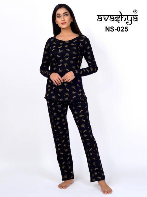 Avashya Premium Night Wear Vol 3 Wholesale Catalog 6 Pcs 4 1 510x680 - Avashya Premium Night Wear Vol 3 Wholesale Catalog 6 Pcs