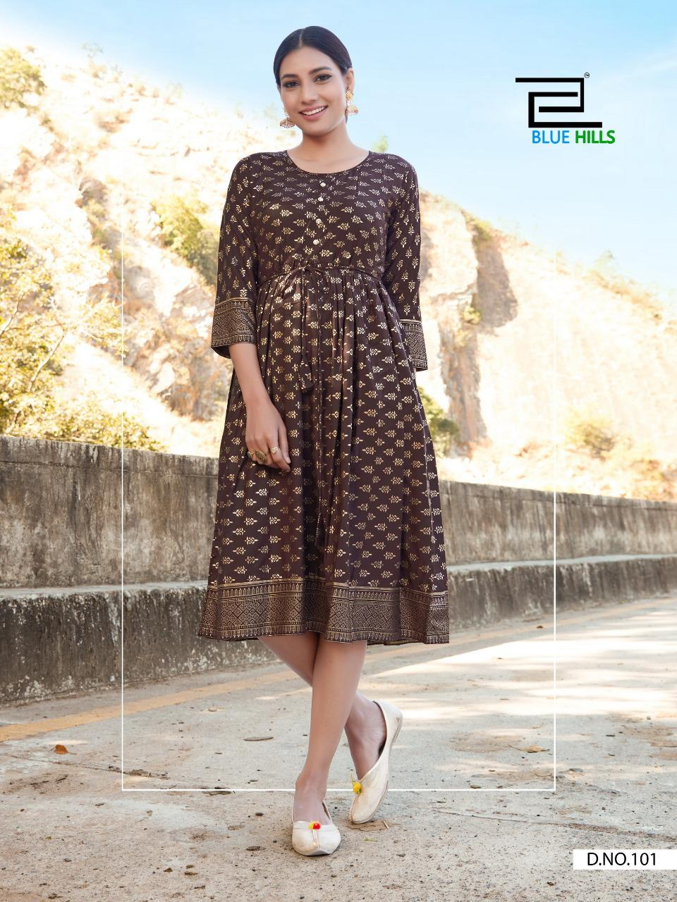 Blue Hills Payal Kurti Wholesale Catalog 10 Pcs 2 - Blue Hills Payal Kurti Wholesale Catalog 10 Pcs
