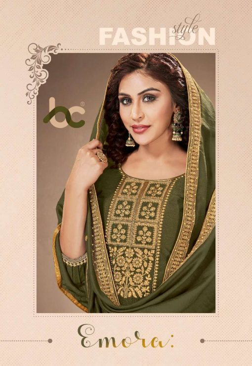 Brij Emora Salwar Suit Wholesale Catalog 8 Pcs 1 510x740 - Brij Emora Salwar Suit Wholesale Catalog 8 Pcs