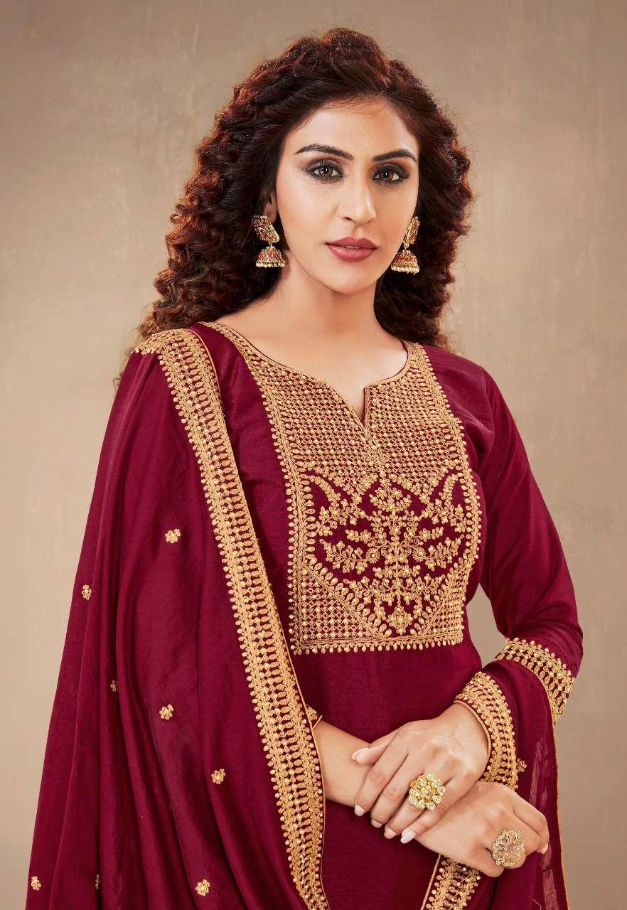 Brij Emora Salwar Suit Wholesale Catalog 8 Pcs 11 - Brij Emora Salwar Suit Wholesale Catalog 8 Pcs