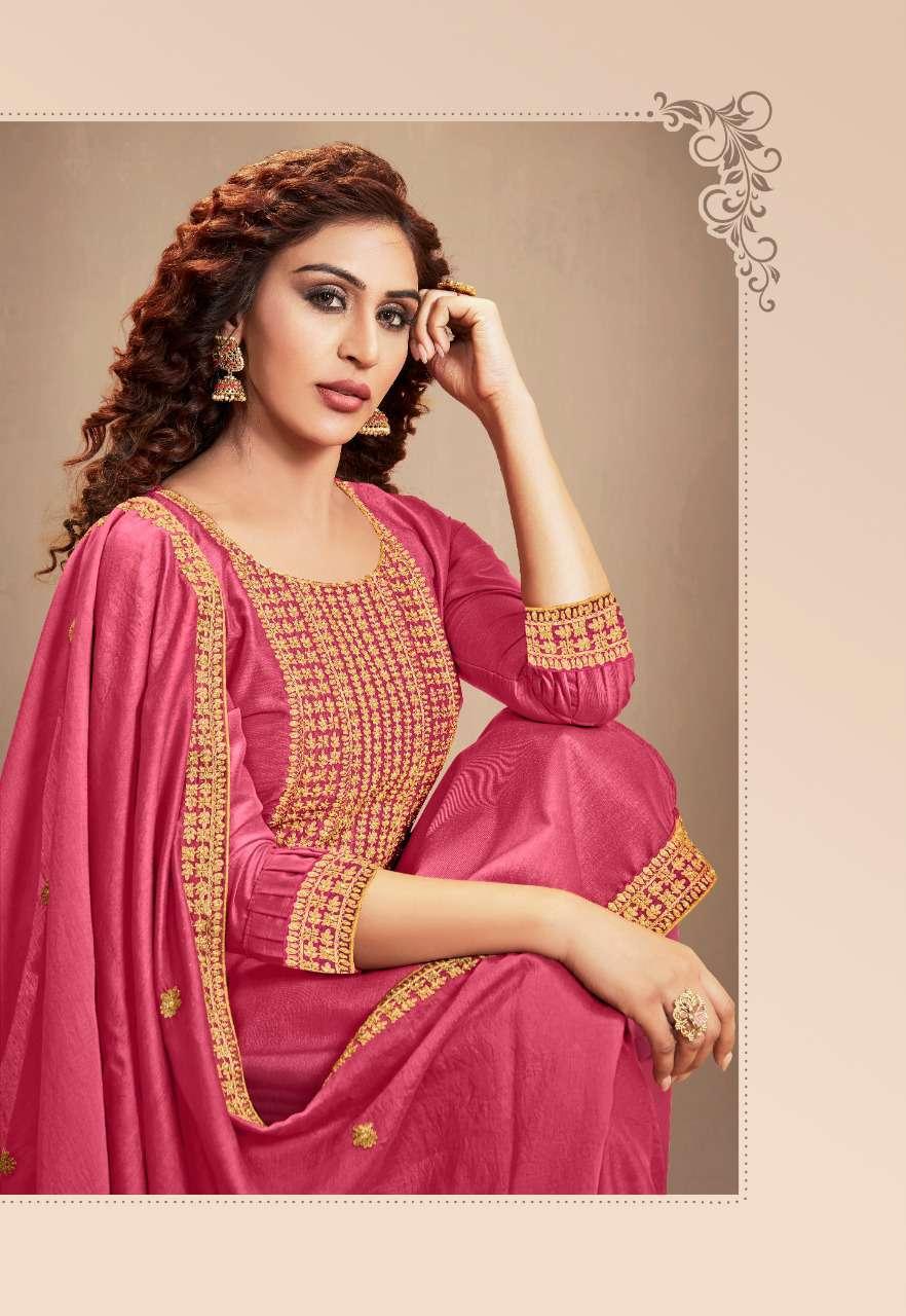 Brij Emora Salwar Suit Wholesale Catalog 8 Pcs 12 - Brij Emora Salwar Suit Wholesale Catalog 8 Pcs
