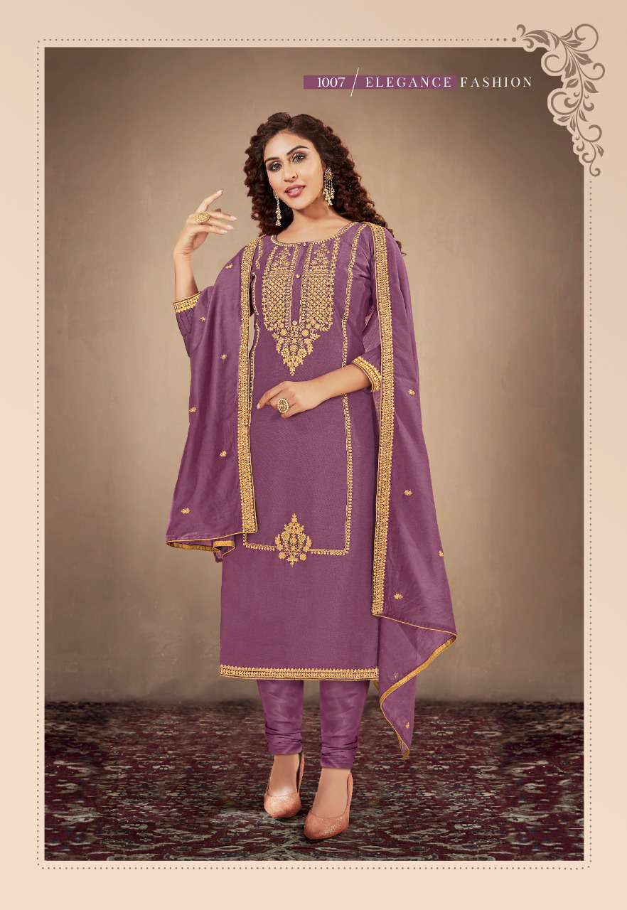 Brij Emora Salwar Suit Wholesale Catalog 8 Pcs 14 - Brij Emora Salwar Suit Wholesale Catalog 8 Pcs