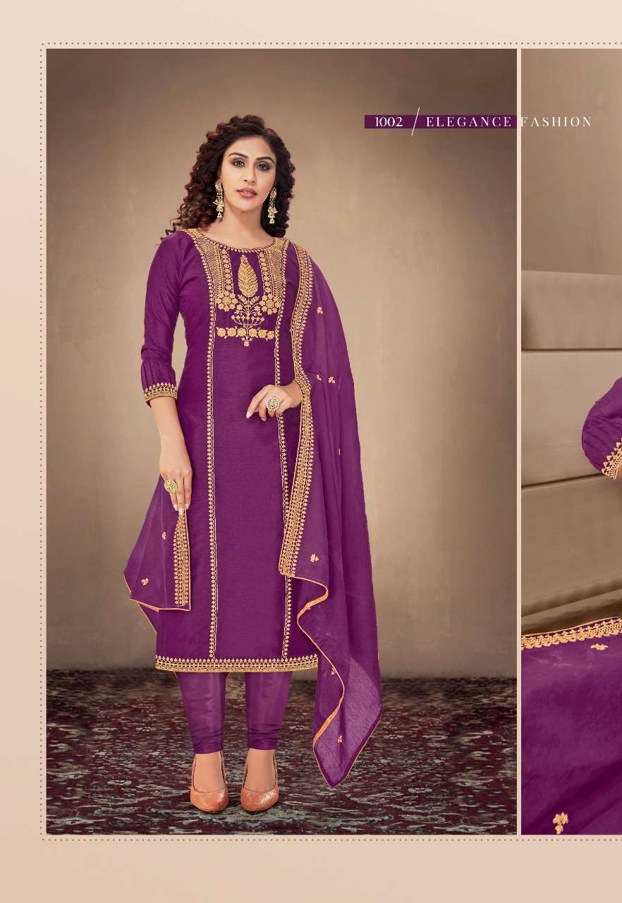 Brij Emora Salwar Suit Wholesale Catalog 8 Pcs 4 - Brij Emora Salwar Suit Wholesale Catalog 8 Pcs