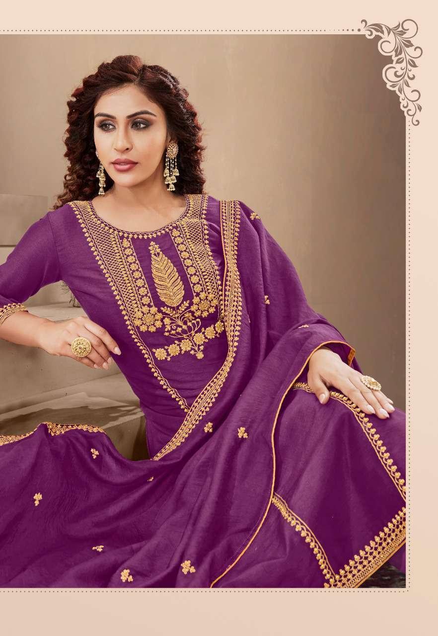 Brij Emora Salwar Suit Wholesale Catalog 8 Pcs 5 - Brij Emora Salwar Suit Wholesale Catalog 8 Pcs