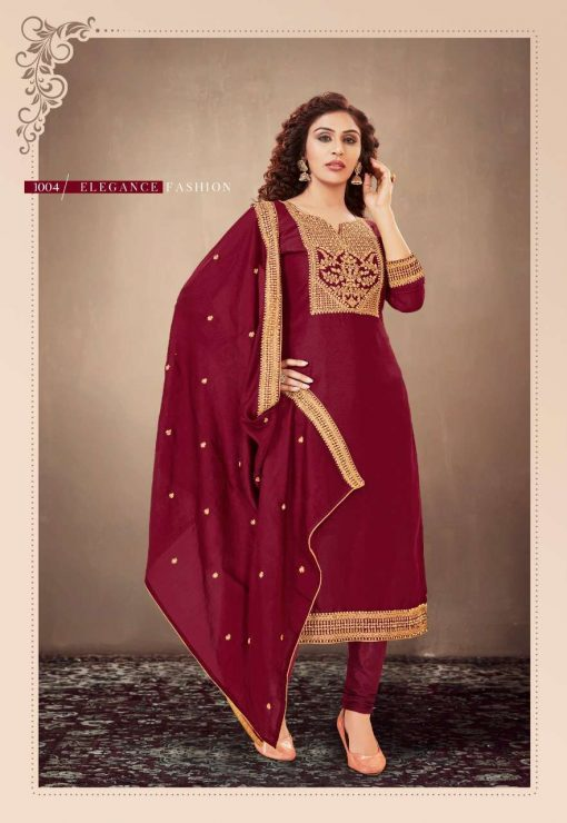 Brij Emora Salwar Suit Wholesale Catalog 8 Pcs 6 510x740 - Brij Emora Salwar Suit Wholesale Catalog 8 Pcs