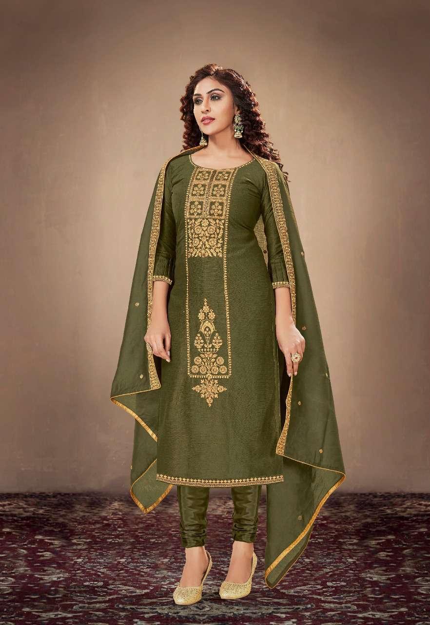 Brij Emora Salwar Suit Wholesale Catalog 8 Pcs 7 - Brij Emora Salwar Suit Wholesale Catalog 8 Pcs