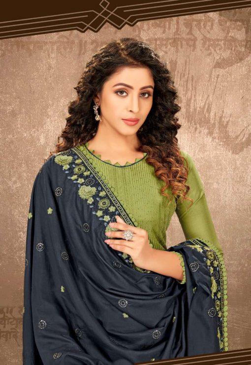 Brij Paakhi Vol 2 Salwar Suit Wholesale Catalog 8 Pcs 12 510x740 - Brij Paakhi Vol 2 Salwar Suit Wholesale Catalog 8 Pcs