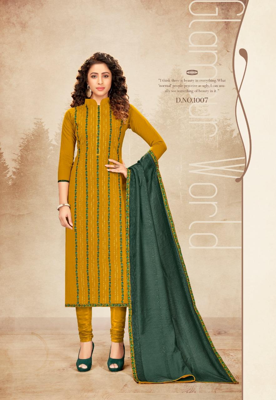 Brij Siya Salwar Suit Wholesale Catalog 8 Pcs 1 - Brij Siya Salwar Suit Wholesale Catalog 8 Pcs
