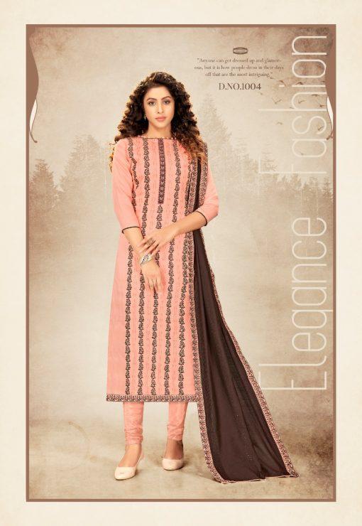 Brij Siya Salwar Suit Wholesale Catalog 8 Pcs 14 510x740 - Brij Siya Salwar Suit Wholesale Catalog 8 Pcs