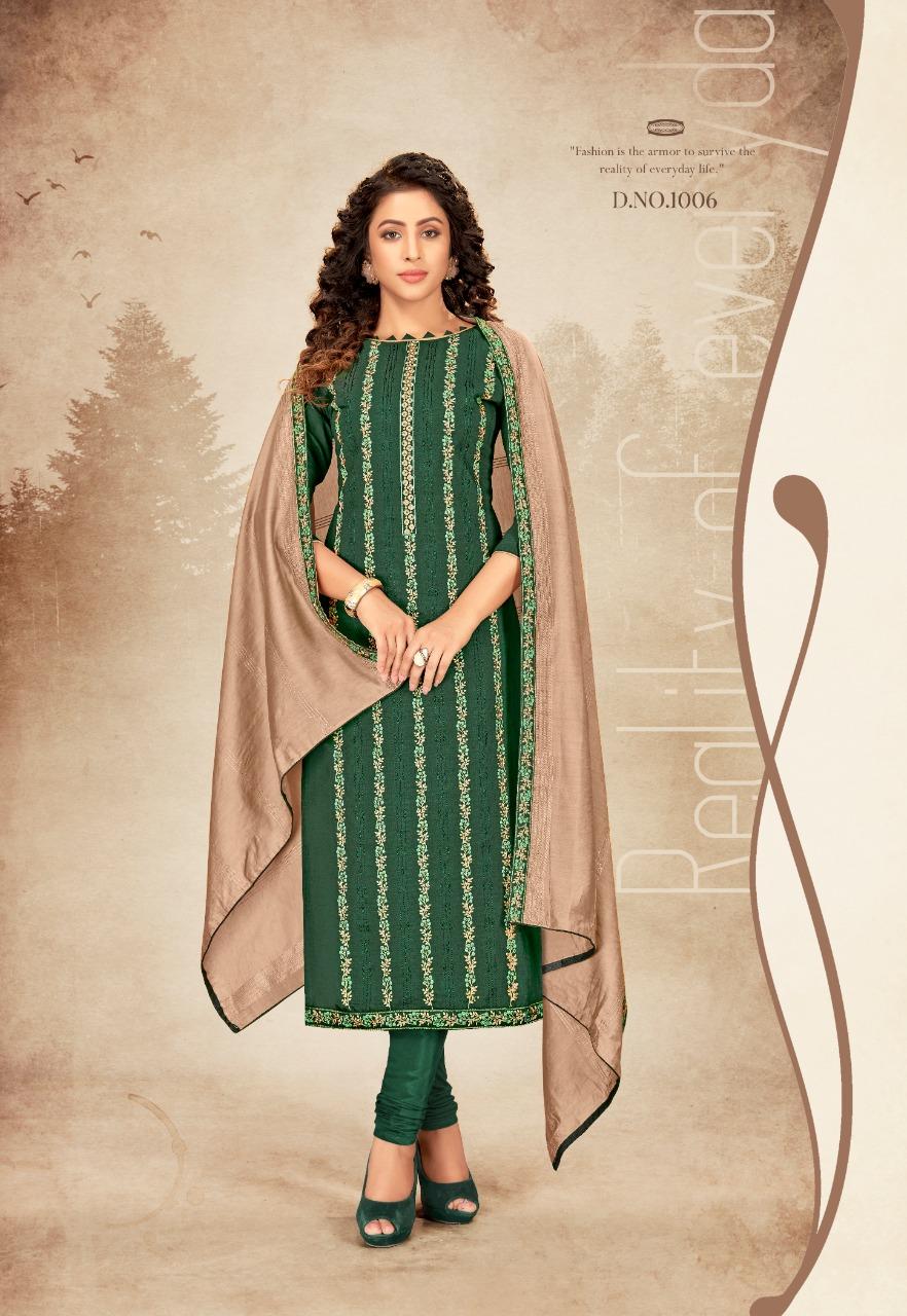 Brij Siya Salwar Suit Wholesale Catalog 8 Pcs 18 - Brij Siya Salwar Suit Wholesale Catalog 8 Pcs