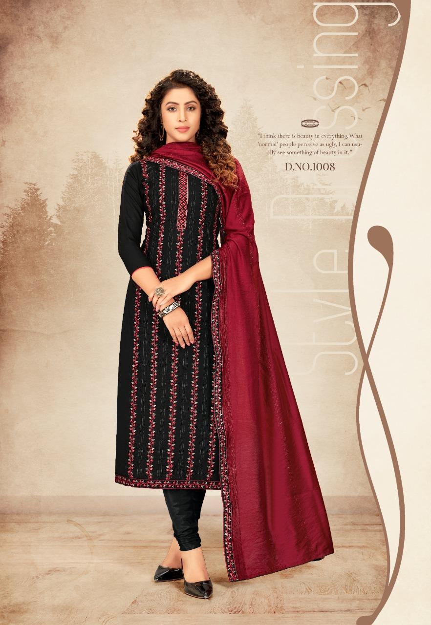 Brij Siya Salwar Suit Wholesale Catalog 8 Pcs 2 - Brij Siya Salwar Suit Wholesale Catalog 8 Pcs