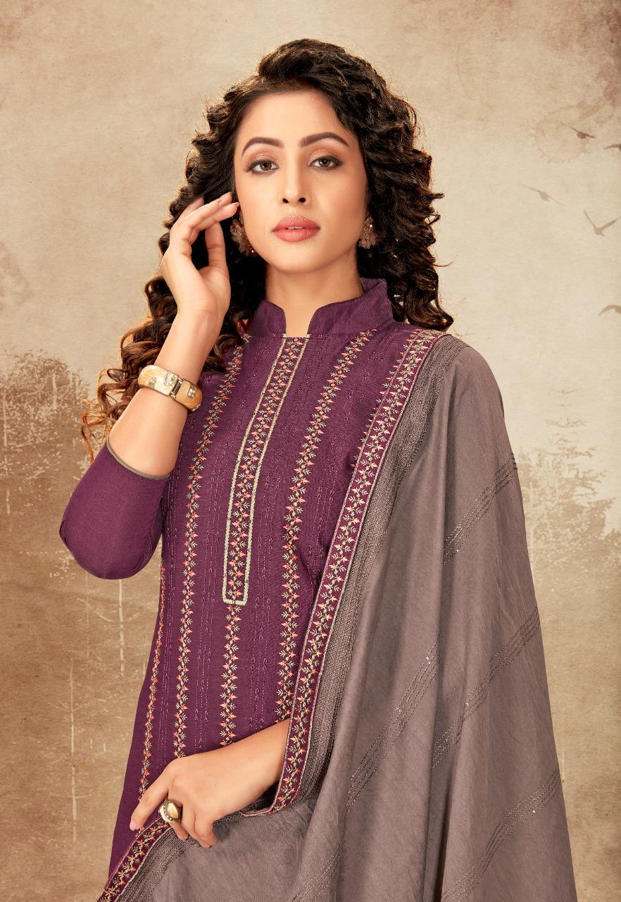 Brij Siya Salwar Suit Wholesale Catalog 8 Pcs 7 - Brij Siya Salwar Suit Wholesale Catalog 8 Pcs