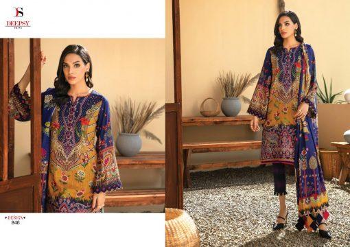 Deepsy Elan Vol 12 Salwar Suit Wholesale Catalog 6 Pcs 5 510x360 - Deepsy Elan Vol 12 Salwar Suit Wholesale Catalog 6 Pcs