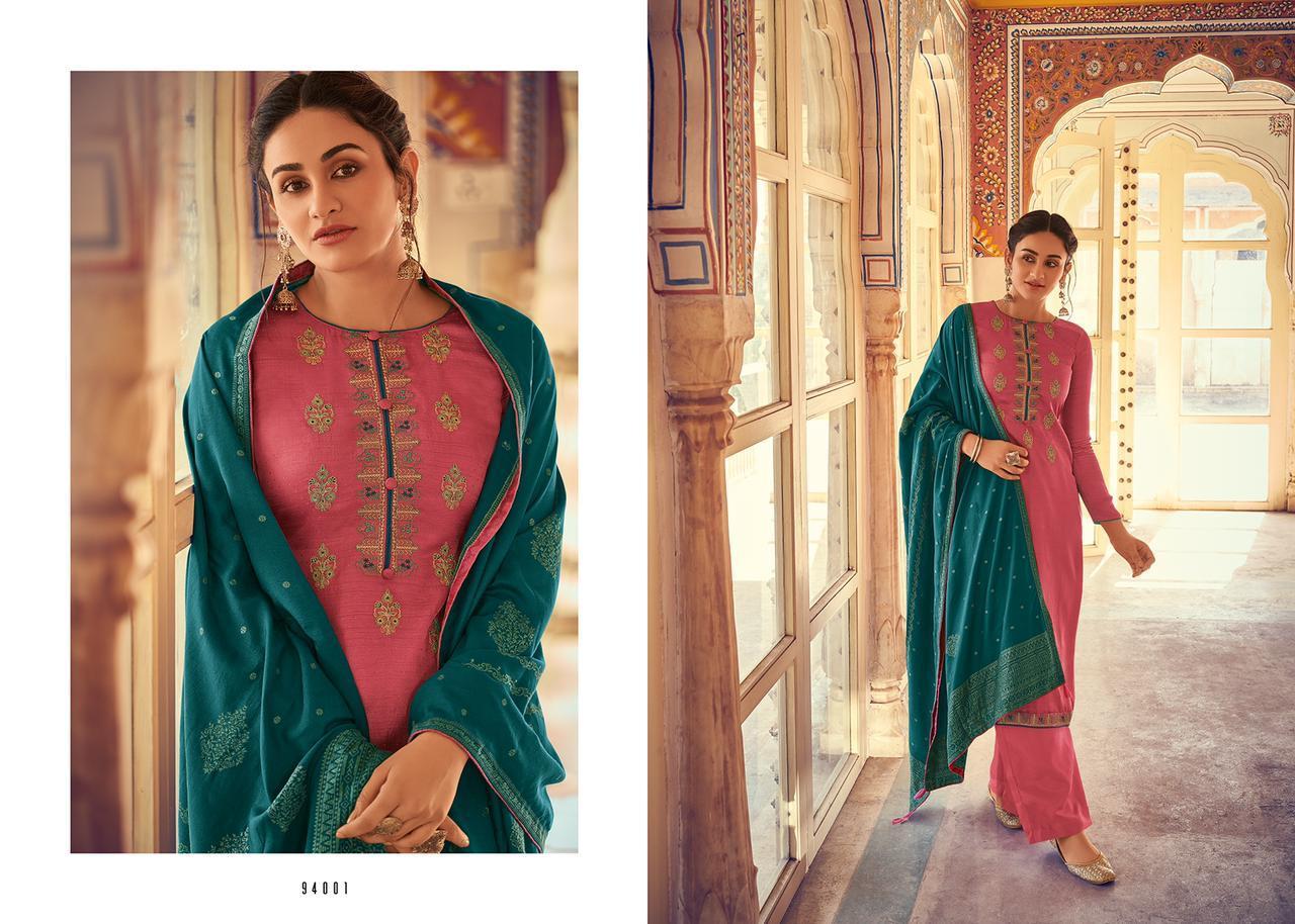 Deepsy Monalisa Vol 4 Salwar Suit Wholesale Catalog 6 Pcs 2 - Deepsy Monalisa Vol 4 Salwar Suit Wholesale Catalog 6 Pcs