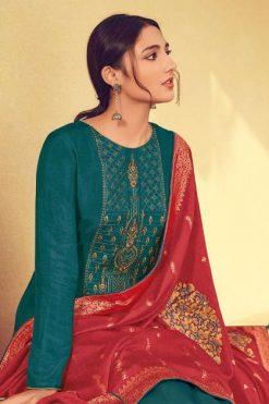 Deepsy Platinum Vol 2 Salwar Suit Wholesale Catalog 6 Pcs