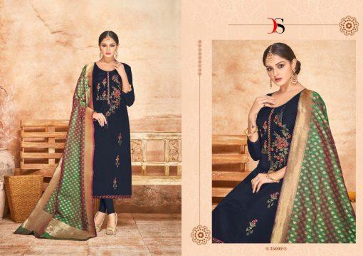 Deepsy Sabiha Banaras Vol 2 Salwar Suit Wholesale Catalog 6 Pcs 2 510x359 - Deepsy Sabiha Banaras Vol 2 Salwar Suit Wholesale Catalog 6 Pcs