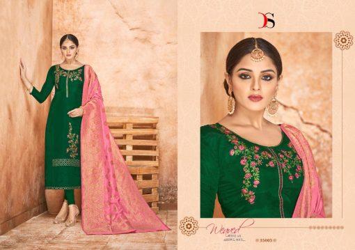 Deepsy Sabiha Banaras Vol 2 Salwar Suit Wholesale Catalog 6 Pcs 5 510x359 - Deepsy Sabiha Banaras Vol 2 Salwar Suit Wholesale Catalog 6 Pcs
