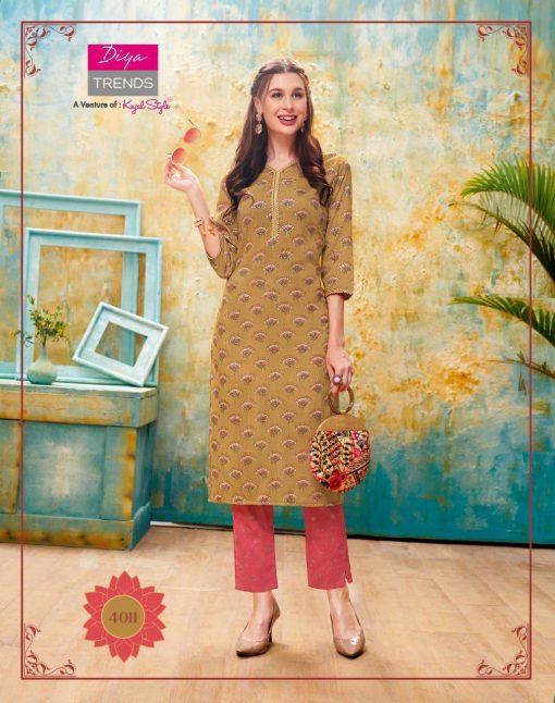 Diya Trends Forever Vol 4 by Kajal Style Kurti with Pant Wholesale Catalog 12 Pcs 12 510x646 - Diya Trends Forever Vol 4 by Kajal Style Kurti with Pant Wholesale Catalog 12 Pcs