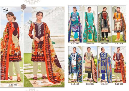 Fariyas Aaghaaz Vol 2 Salwar Suit Wholesale Catalog 8 Pcs 8 510x360 - Fariyas Aaghaaz Vol 2 Salwar Suit Wholesale Catalog 8 Pcs