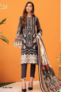 Fariyas Iris Vol 2 2020 Salwar Suit Wholesale Catalog 6 Pcs