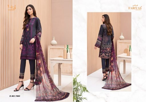 Fariyas Iris Vol 2 2020 Salwar Suit Wholesale Catalog 6 Pcs 4 510x357 - Fariyas Iris Vol 2 2020 Salwar Suit Wholesale Catalog 6 Pcs