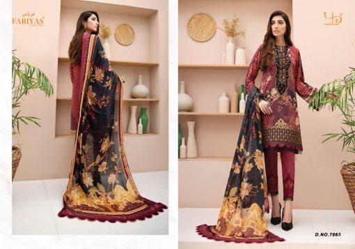 Fariyas Iris Vol 2 2020 Salwar Suit Wholesale Catalog 6 Pcs 6 510x357 - Fariyas Iris Vol 2 2020 Salwar Suit Wholesale Catalog 6 Pcs