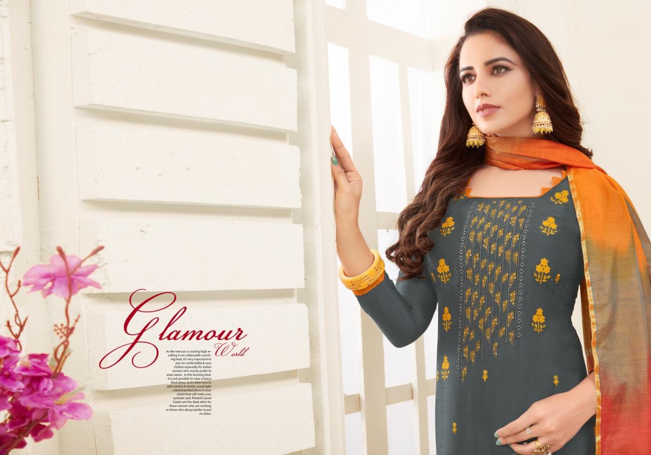 Fashion Floor Floral Salwar Suit Wholesale Catalog 12 Pcs 1 - Fashion Floor Floral Salwar Suit Wholesale Catalog 12 Pcs