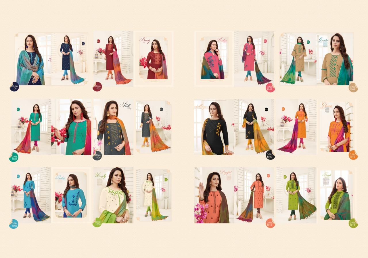Fashion Floor Floral Salwar Suit Wholesale Catalog 12 Pcs 15 - Fashion Floor Floral Salwar Suit Wholesale Catalog 12 Pcs
