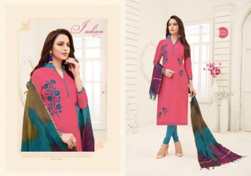 Fashion Floor Floral Salwar Suit Wholesale Catalog 12 Pcs 6 510x357 - Fashion Floor Floral Salwar Suit Wholesale Catalog 12 Pcs