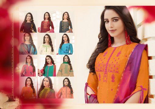 Fashion Floor Floral Salwar Suit Wholesale Catalog 12 Pcs 7 510x357 - Fashion Floor Floral Salwar Suit Wholesale Catalog 12 Pcs