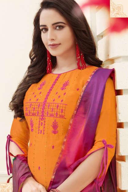 Fashion Floor Floral Salwar Suit Wholesale Catalog 12 Pcs - Fashion Floor Floral Salwar Suit Wholesale Catalog 12 Pcs