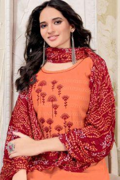 Fashion Floor Magic Salwar Suit Wholesale Catalog 12 Pcs