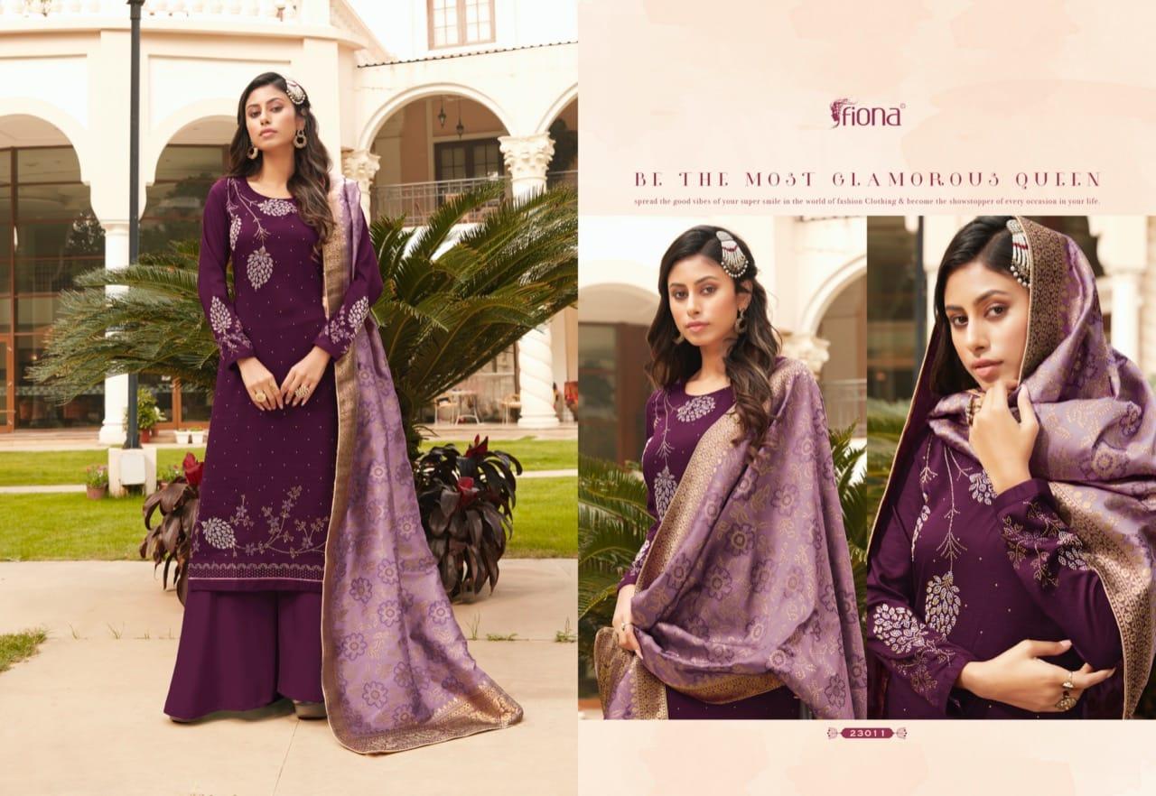 Fiona Bandhej Vol 2 Salwar Suit Wholesale Catalog 7 Pcs 1 - Fiona Bandhej Vol 2 Salwar Suit Wholesale Catalog 7 Pcs
