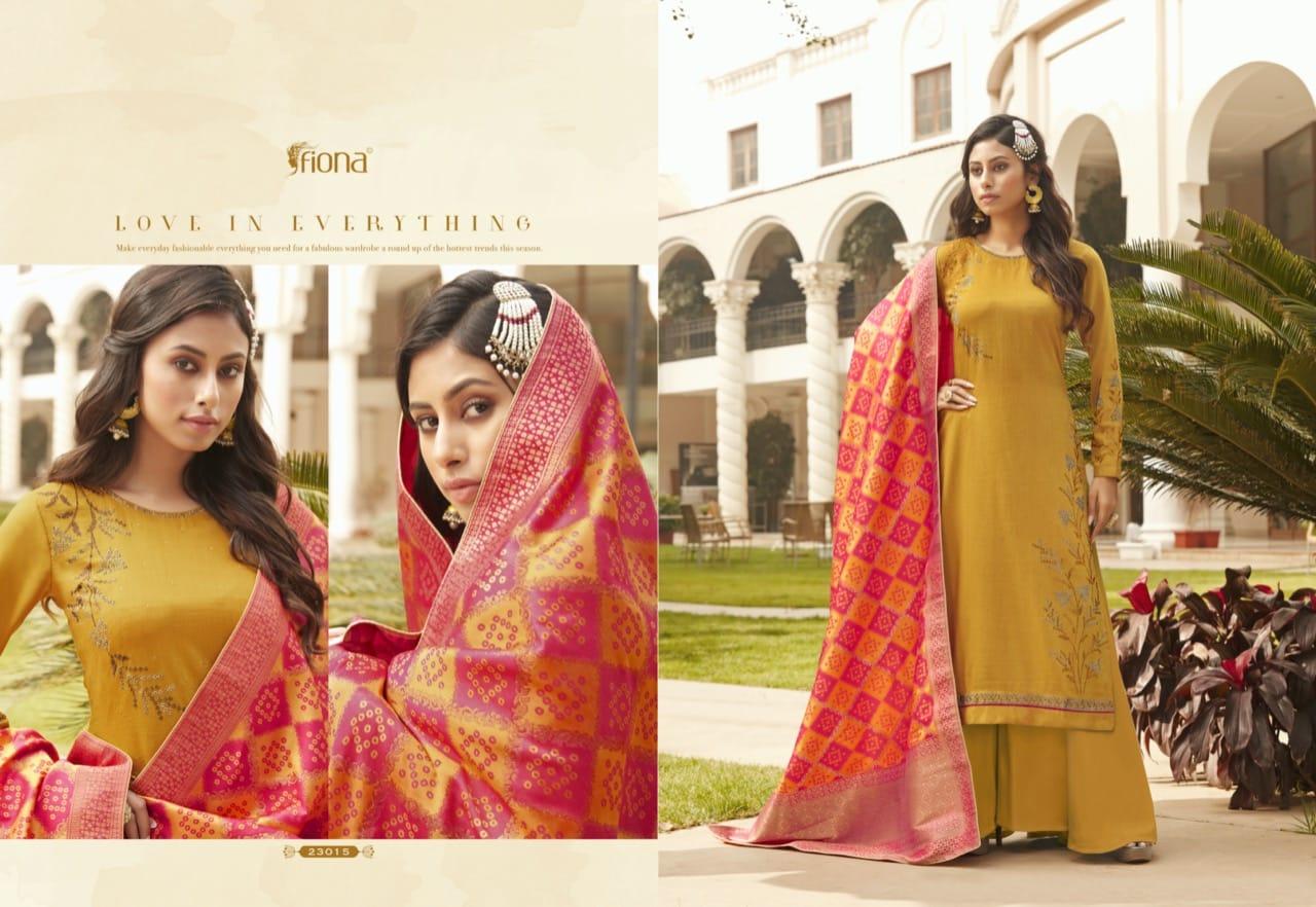 Fiona Bandhej Vol 2 Salwar Suit Wholesale Catalog 7 Pcs 3 - Fiona Bandhej Vol 2 Salwar Suit Wholesale Catalog 7 Pcs