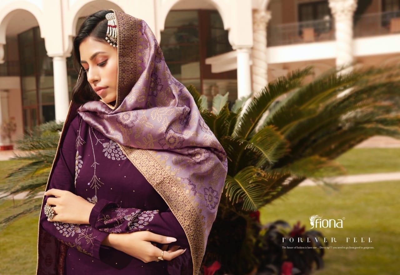 Fiona Bandhej Vol 2 Salwar Suit Wholesale Catalog 7 Pcs 5 - Fiona Bandhej Vol 2 Salwar Suit Wholesale Catalog 7 Pcs