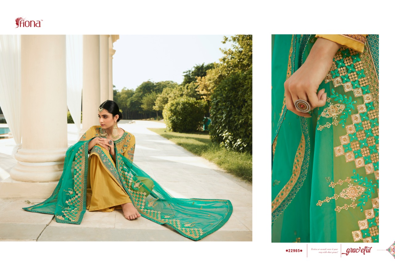 Fiona Gulsan Salwar Suit Wholesale Catalog 6 Pcs 2 - Fiona Gulsan Salwar Suit Wholesale Catalog 6 Pcs