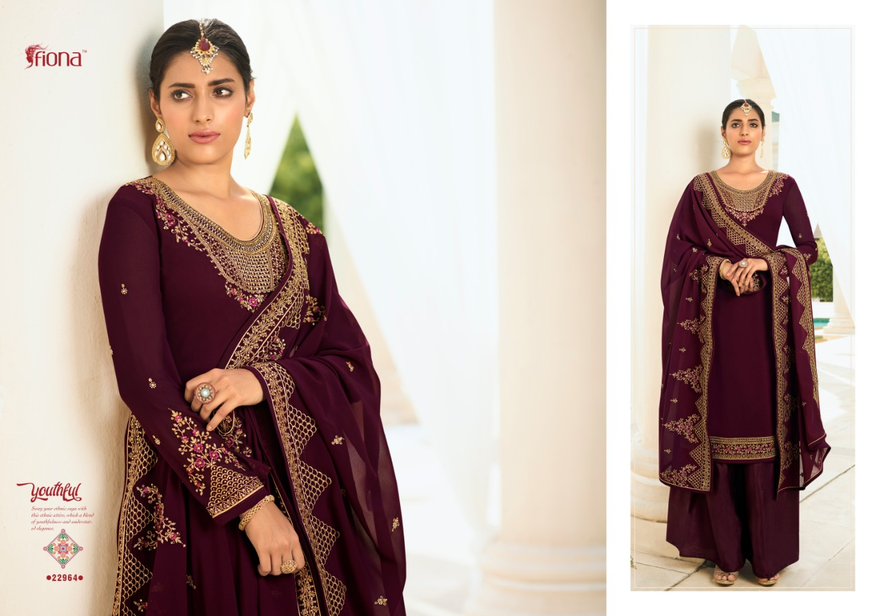 Fiona Gulsan Salwar Suit Wholesale Catalog 6 Pcs 3 - Fiona Gulsan Salwar Suit Wholesale Catalog 6 Pcs